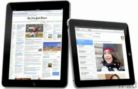 Apple iPad - новый планшет от Apple