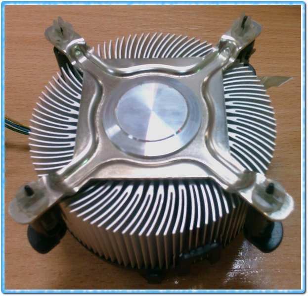 Вентилятор для процессора (Socket 775)