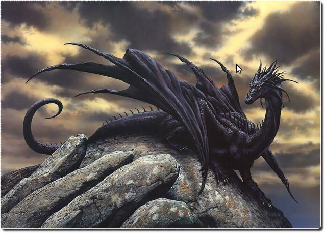 Новый год - год Дракона